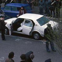 Nell'agguato di Via Fani rimasero uccisi tutti e cinque gli uomini della scorta di Moro