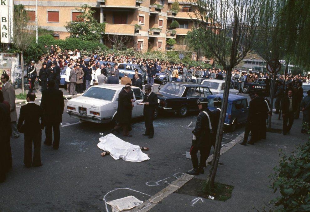 Il 16 marzo 1978 Aldo Moro, allora presidente della DC, venne rapito da un commando armato delle Brigate Rosse