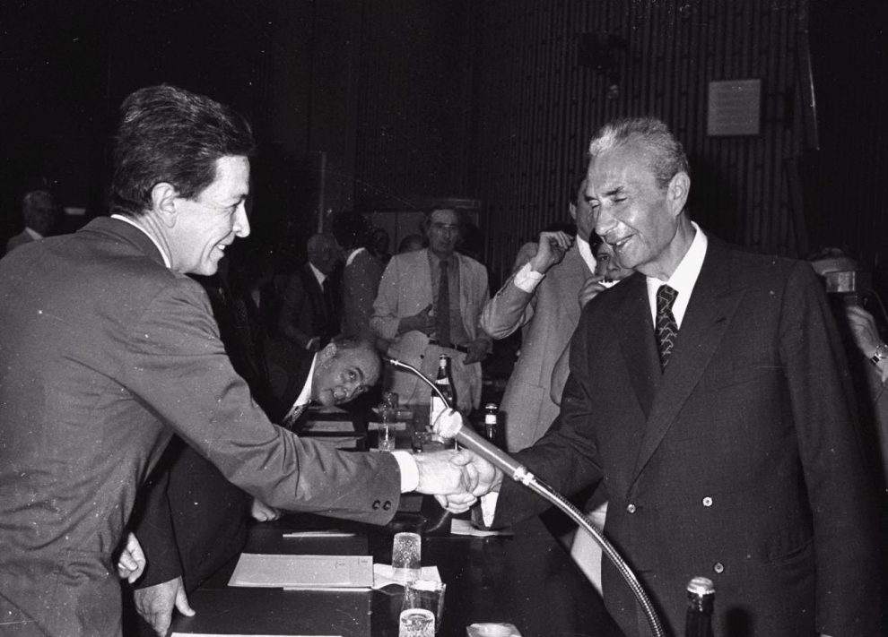 Aldo Moro e Enrico Berlinguer furono i due protagonisti del compromesso storico