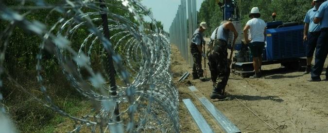 Migranti, quei muri costruiti dai paesi che hanno vissuto la tragedia del Muro