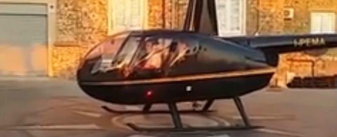Elicottero al matrimonio, chiesto lo scioglimento per 'ndrangheta del Comune di Nicotera