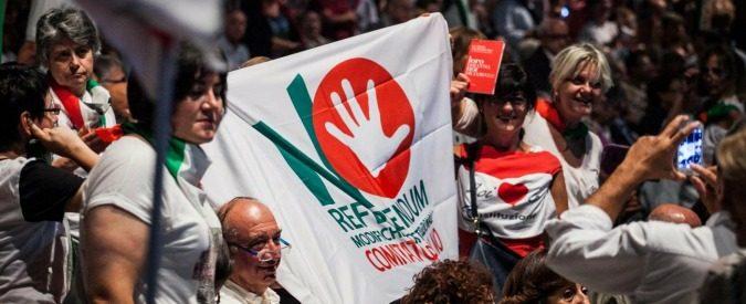 Referendum costituzionale, i tre motivi per cui voto No