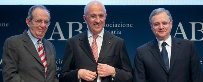 """Cariravenna, la banca del presidente Abi Patuelli: """"Credito a stranieri e pensionati? Solo con l'ok del capo zona"""""""