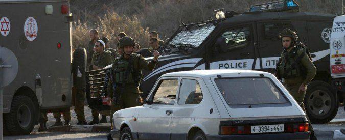 Israele, memorandum sulle uccisioni illegali dei palestinesi (a cui Gerusalemme non risponde)