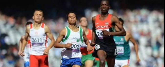 Paralimpiadi Rio 2016, impresa di Baka: corre più veloce dell'oro olimpico. Avrebbe vinto anche tra i normodotati