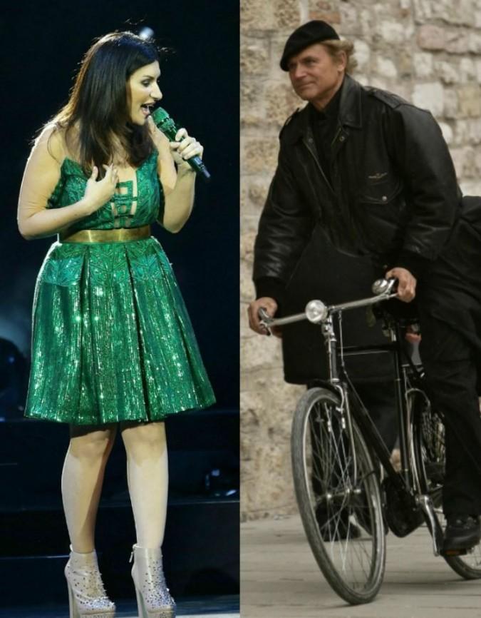 Laura Pausini, Don Matteo e la dura legge del rientro dalle vacanze