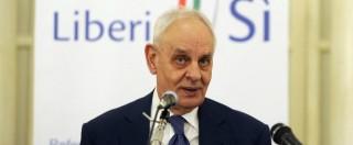 """Referendum, Pera lancia il comitato pro riforma e invita Berlusconi a ripensarci: """"Il suo No è flebile, a volte sembra un Sì"""""""