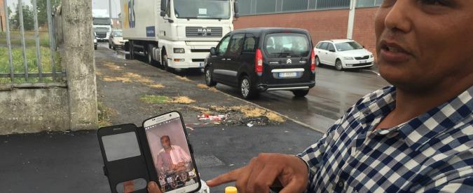 """Operaio investito e ucciso da tir a Piacenza, il fratello: """"Non volevamo togliere il picchetto e il responsabile ha incitato i camionisti"""""""