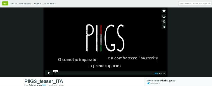Ue, 'l'austerità ci sta portando nel baratro': 3 registi italiani sfidano il capitalismo