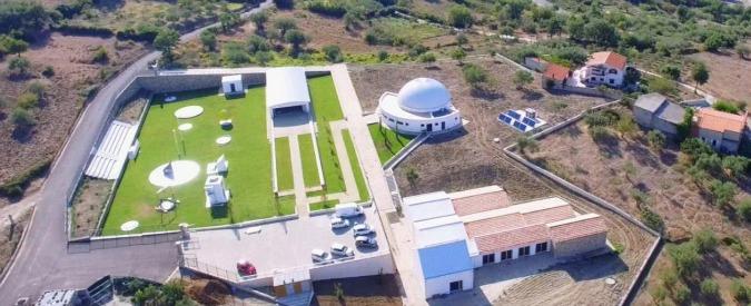 Sicilia, un parco astronomico sulle Madonie. E fra due anni sarà caccia agli asteroidi e pianeti extrasolari