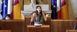 """Roma, sms della Raggi: """"Anche i consiglieri M5s parteciperanno a colloqui per nomine. Lavorare insieme è vincente"""""""
