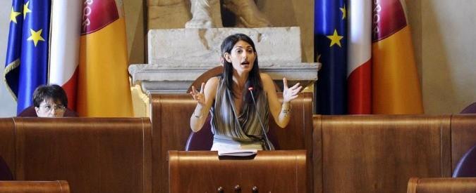 Roma, in Virginia Raggi tutta la fragilità politica dei cinquestelle