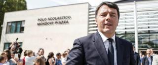 """Referendum, Renzi: """"Io come Pinochet? Di Maio offende la repubblica italiana"""""""