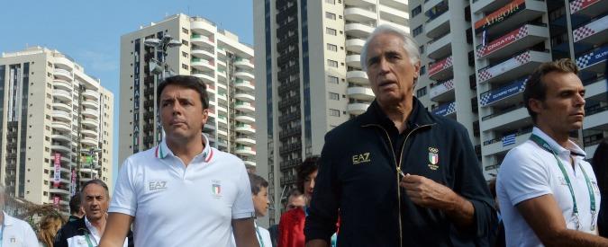 """Referendum, Renzi attacca Raggi: """"Il no alle Olimpiadi è la metafora di cosa significa l'Italia del No"""""""