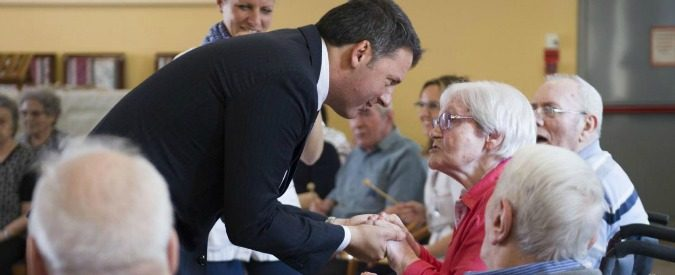 Ponte sullo Stretto, pensioni e referendum: da oggi per Renzi uno spot al giorno