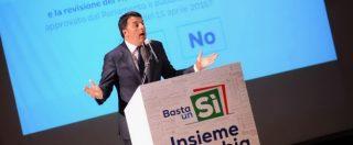 """Italicum, Renzi: """"Proposte di modifica il 10 ottobre"""". Il tentativo per convincere la minoranza a votare Sì al referendum"""