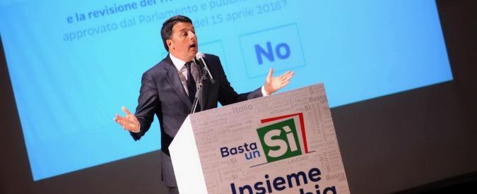 Referendum costituzionale, benvenuti nella post-democrazia del Sì