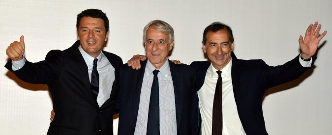 Patto per Milano da 2 miliardi, Renzi e Sala firmano. Ma nel piano mancano buona parte di costi e stanziamenti
