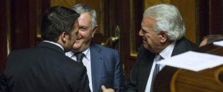 Italicum, Verdini tenta un Nazareno 2 con Renzi e Berlusconi: sì a premio di maggioranza, ma via il ballottaggio