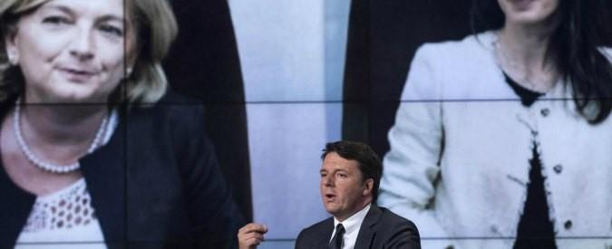 Roma, M5S crolla nei sondaggi e Renzi adotta la tecnica del 'logoramento progressivo'