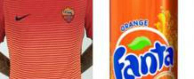 Dopo l'Inter, ecco la Roma: la terza maglia come la Fanta. Scoppia l'ironia dei tifosi sui social
