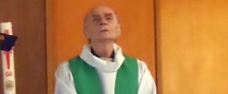 """Papa Francesco ricorda il prete ucciso dall'Isis a Rouen: """"Padre Jacques è beato, ammazzare nel nome di Dio è satanico"""""""