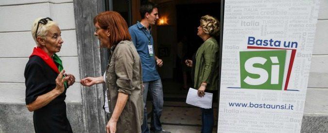 Referendum costituzionale, perché la riforma segna un passo avanti