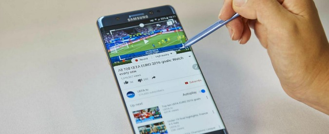 Galaxy Note 7, in Australia Samsung richiama oltre 51.000 cellulari