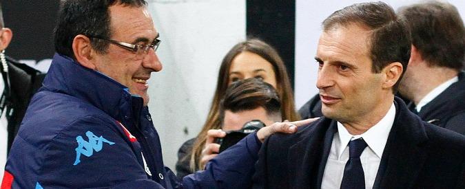 Champions League oggi al via: la Juventus per vincere, il Napoli di Sarri per stupire