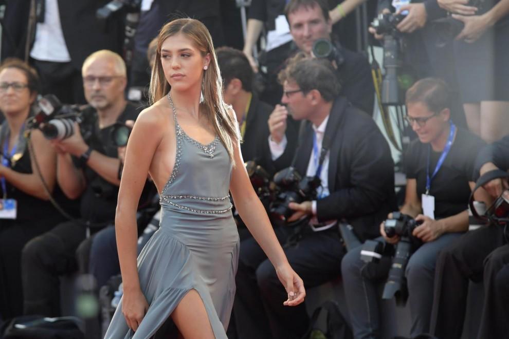 Festival di Venezia, arriva Sistine: la figlia di Sylvester Stallone