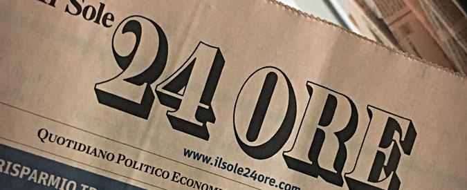 """Sole 24 Ore, lasciano il presidente Squinzi e cinque consiglieri: """"Da Confindustria richieste irrituali"""""""