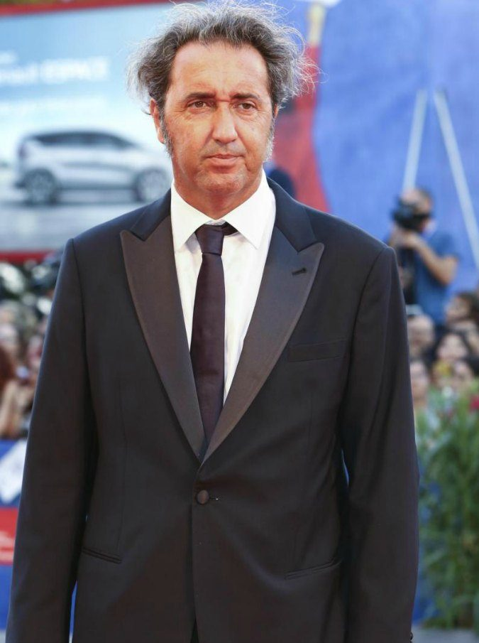 Paolo Sorrentino walking the red carpet for the premiere of the film The Young Pope as part of the 73rd Venice International Film Festival (Mostra) in Venice, Italy, on September 3, 2016. Photo by Marco Piovanotto ABACAPRESS.COM 561453Festival del cinema di VeneziaPrima del film 'Il giovane Papa'LaPresse  -- Only Italy