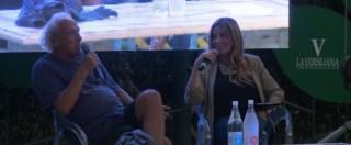 """Versiliana 2016, """"Incontro con Stefano Benni"""". Rivedi il dibattito con Selvaggia Lucarelli"""