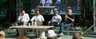 """Versiliana 2016, """"Social Pirla"""". Rivedi il dibattito con Buttafuoco, Scanzi e Travaglio"""