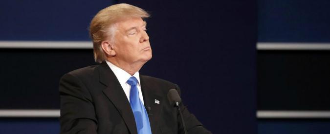 Elezioni Usa 2016: oltre al dibattito Trump ha perso la faccia