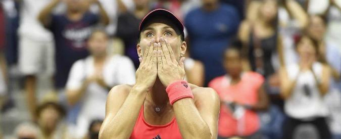 US Open 2016, la tedesca Kerber è la nuova regina del tennis. Pliskova battuta e secondo titolo vinto