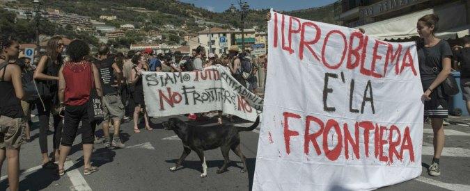 """Ventimiglia, illegittimi i fogli di via ai No borders. Tar: """"Sproporzionati. Manifestare con i migranti è un diritto"""""""