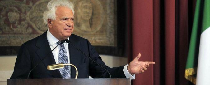 Denis Verdini salvato dalla prescrizione dopo condanna in primo grado per corruzione su Scuola Marescialli