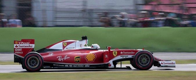 Formula 1, Gran Premio di Monza: doppietta Mercedes, la Ferrari è solo terza