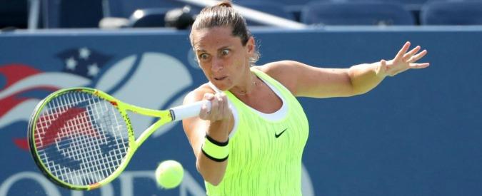 Us Open 2016, l'Italia sorride con la vittoria di Roberta Vinci. Seppi fuori: Nadal è troppo forte