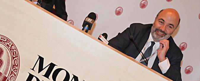 Mps, l'amministratore delegato Viola si dimette