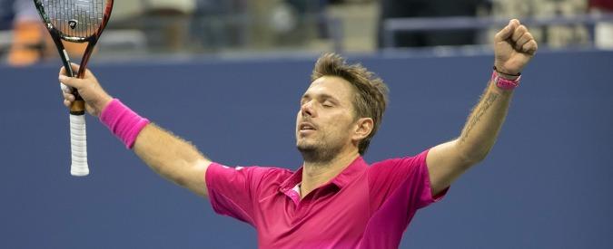 Stan Wawrinka campione degli Us Open. Djokovic battuto (nonostante le furbate)