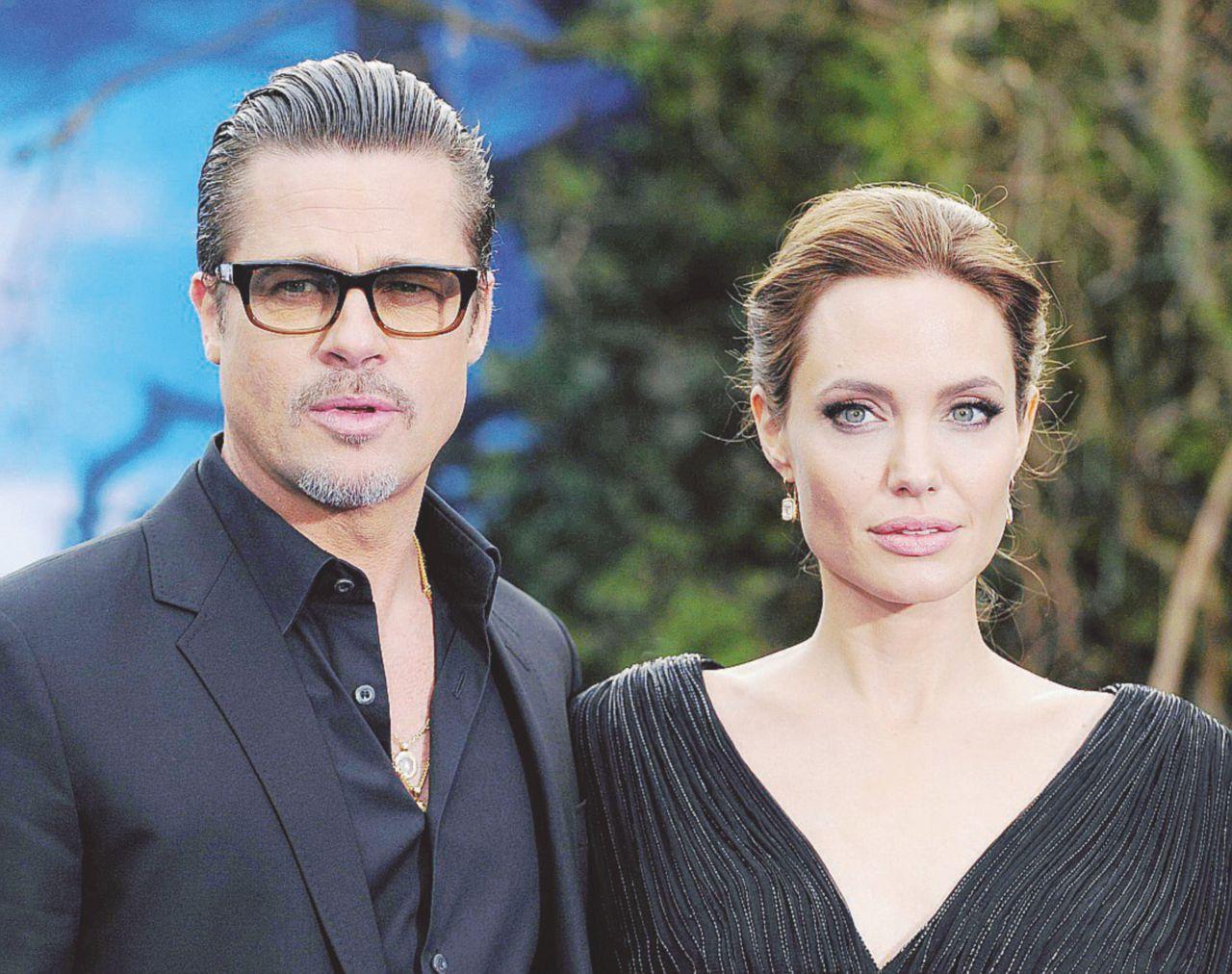 """Si è rotto pure il """"Brangelina"""". Jolie chiede il divorzio da Pitt"""