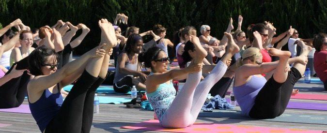 Elettrosmog: praticate yoga, ma tenete lontano lo smartphone