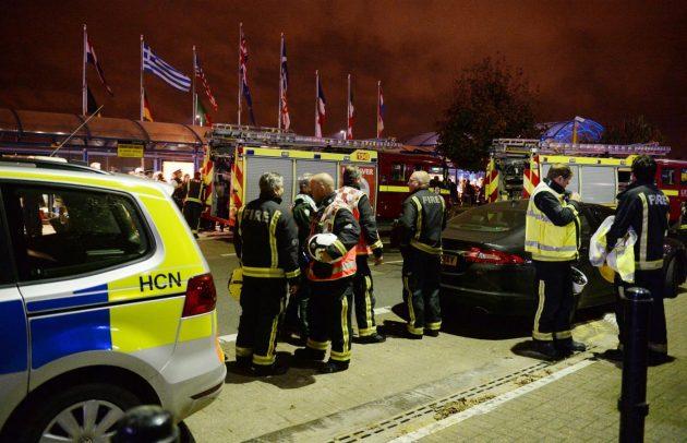 Londra, Evacuato aeroporto London City
