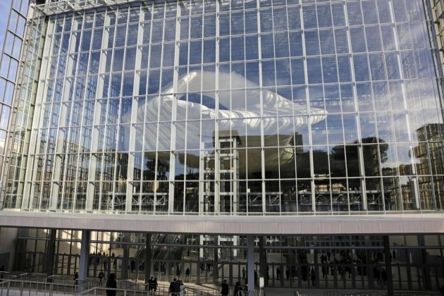Roma: Inaugurazione del Roma Convention Center - La Nuvola