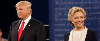 Usa 2016, sondaggi: Clinton in vantaggio su Trump 47%-38% a 20 giorni dal voto