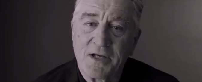 "Usa 2016, De Niro attacca Trump: ""Cane stupido, lo prenderei a pugni"" – Video"