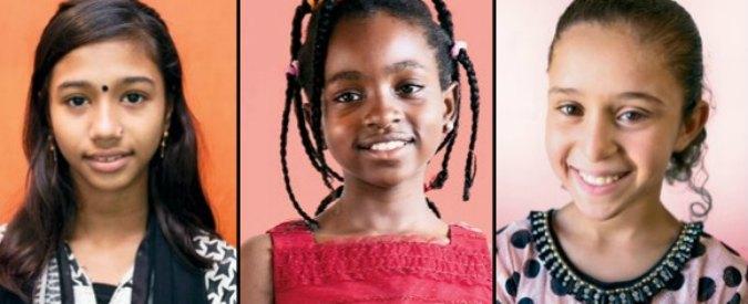 Bambine nel mondo: difficoltà di accesso a salute e istruzione, la metà crescono in Paesi dove le donne sono discriminate