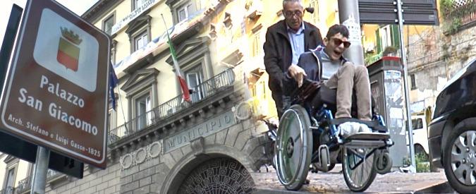 Il Pd vota compatto contro il trasporto dei disabili. Meglio darsi al golf
